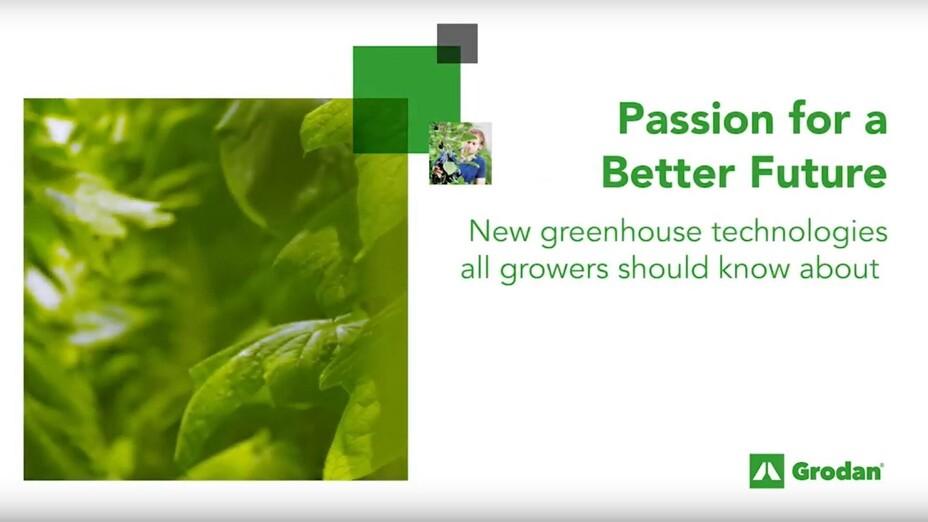 Green Expert Platform 2019, video thumbnail , Greenhouse innovations