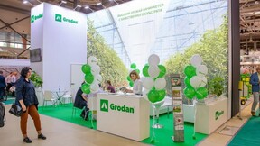 Grodan 50th Anniversary in Russia