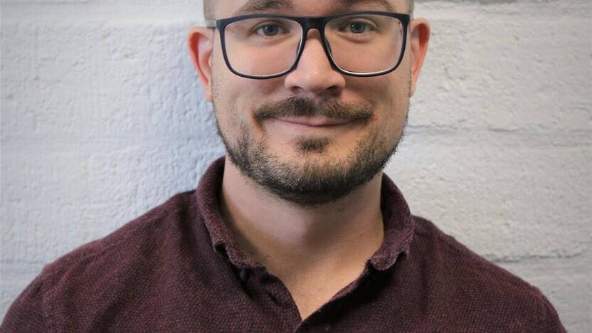 Grodan, employee, customer succes manager, Jonathan