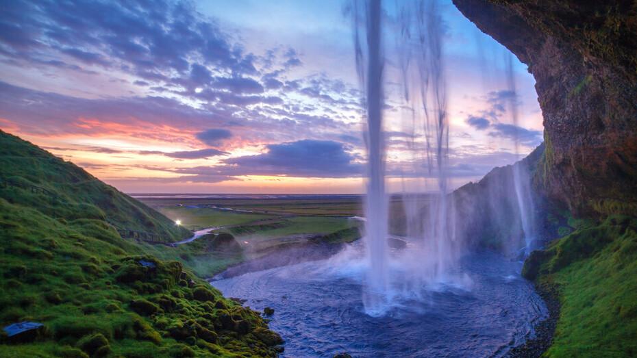 grodan, nature, water, bigger picture, waterfall